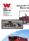 Pull-Type Tractor Manure Spreaders Brochure