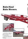 Bale-Haul Bale Movers Brochure