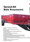 Bale Processors Brochure