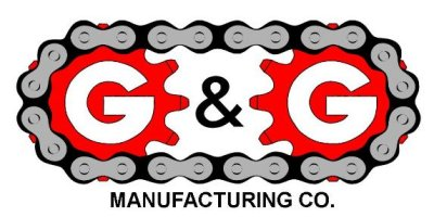 G&G - Model 3/8 Inch Pitch - Standard Non-Stock Roller Chain Sprockets
