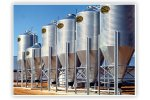 Model BFT - 60 & 67 Degrees - Grain Hopper Tanks