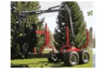 NOKKA Grapple Loaders ...  - Model HK Series - Grapple Loaders