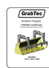 GrabTec - GB - Backhoe Grapple - Manual