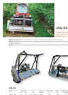 Model UML/SS - Forestry Mulcher Brochure