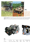 Model SFM - Forestry Mulcher and Stone Crusher Brochure