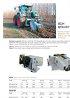 Model SCH - SCH/GT - Stump Cutters Brochure