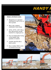 Handy Hitch Ditch Cutter Brochure