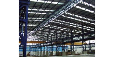 SiloPro - Steel Structures for Commercial Construction