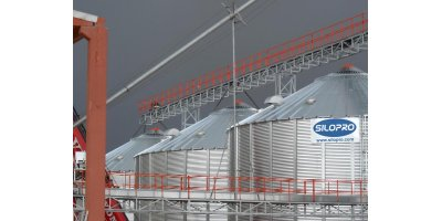 SiloPro - Model CatWalks - Towers for Used in Complete Grains Storage Systems