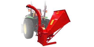 Split-Fire - Model 4003-2 & 4003-3 - 3 Point Hitch PTO Wood Chippers