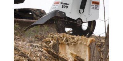 Stumper - Model 220 Series - Mini Skid Steer