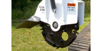 Stumper - Model 240 Series - Mid Size Grinder