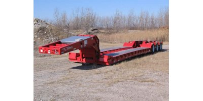 Talbert - Model 55SA - Equipment Trailers