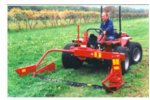 Model GS 633 - Front Drawn Mowing Machine