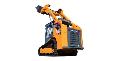 Mustang - Model 1750RT NXT2 - Track Loader