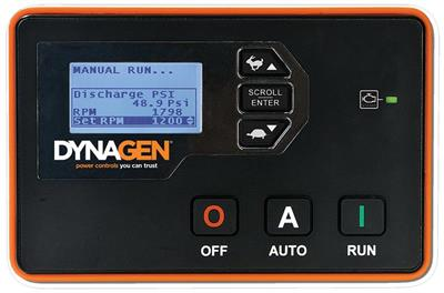 DynaGen - Model TOUGH Series TE - Engine Controller