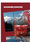 P-860-IV & P-920-IV - Inverted Snowblower  Brochure
