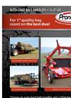 Auto-load Bale Handlers - SilaTube Brochure