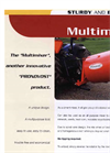 Multimixer P-110 Brochure
