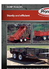 Off-Road Dump Trailers Brochure