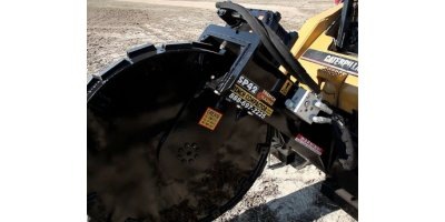 Model SP42  - Skid Steer Vibratory Compactor Wheel