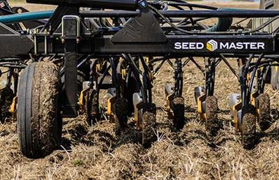 SeedMaster - Model SXG - Toolbars