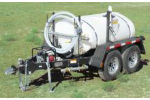 Wylie - Model 500 Gal - Water Trailers