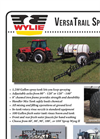VersaTrail Pull-Type Sprayer Brochure