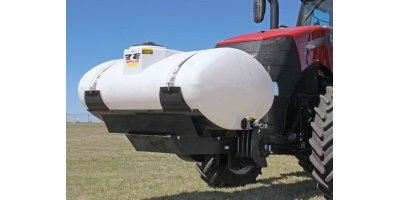 Front Frame Mount Tank on Case IH Magnum Tractor