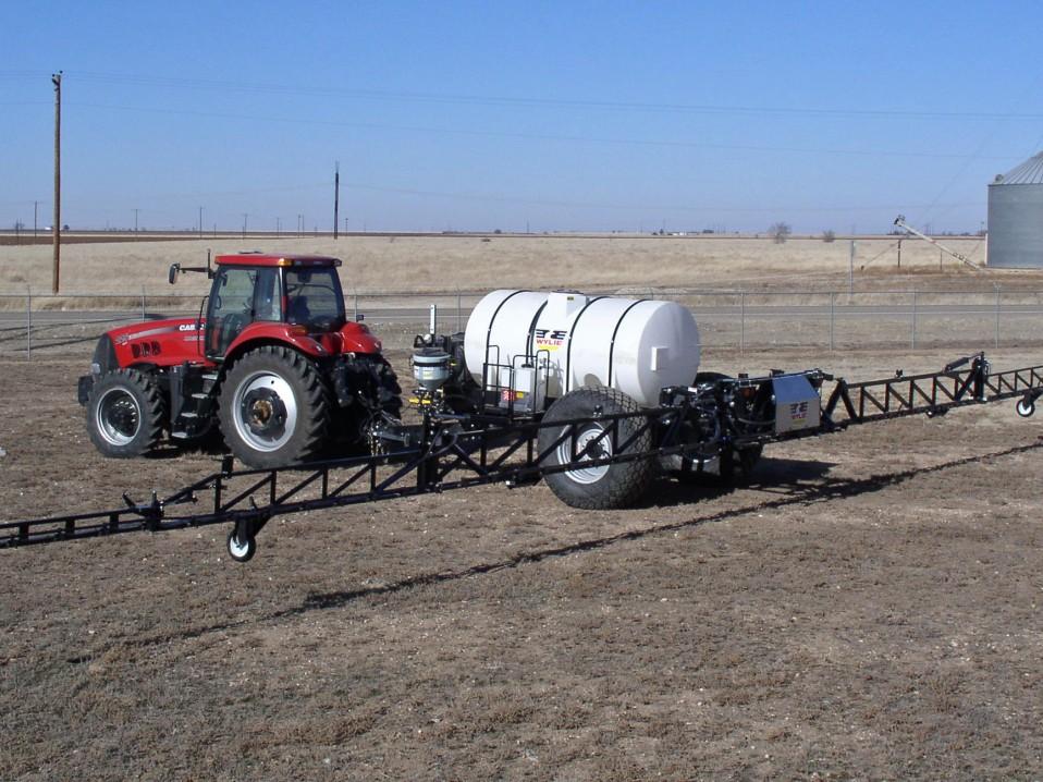 Wylie 1600 Agricultural Sprayers Premium Sprayers