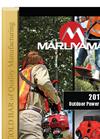 Outdoor Power Equipment - Brochure