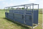 GoBob CattleFlow™ - Adjustable Cattle Alley