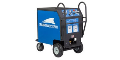 Farrow  - Model 150 - Patented Coating Removal Systems