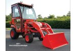 Cab Systems for Kubota BX70-1