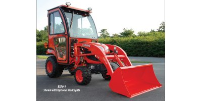 Model BX70-1 - Cab Systems for Kubota
