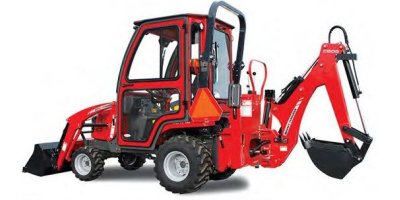 Cab Systems for Massey Ferguson GC1700 series