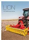 LION - Model 1000/1002 - Heavy Duty Power Harrows Brochure