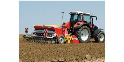 LION  - Model 1000/1002 - Heavy Duty Power Harrows