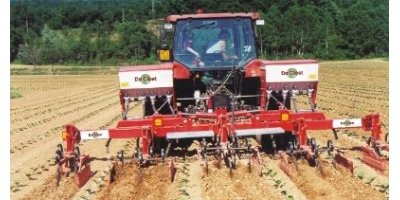 2 Rows and 4 Rows Vibrocultivator Vibrocult