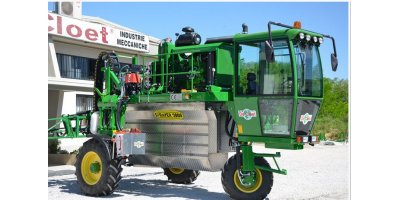 Model 1500, 2000 & 2500 - Self Propelled Sprayer