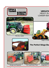 Heavy Duty Loader Buckets- Brochure
