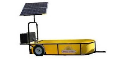 Solar West - Model 500 - Portable Summer Watering Systems