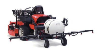 JRCO - Model 800  - Zero-Turn Sprayer