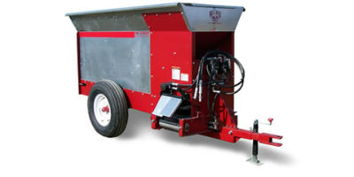 MillCreek - Model 204 - Mini Row Mulcher