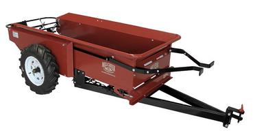 Millcreek - Model 27 + - Compact Manure Spreaders