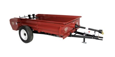 Millcreek - Model 97 & 127 - Full-Size Manure Spreaders