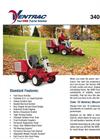 Ventrac - Model 3400 - Compact Tractors Brochure