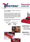 HJ300/480 - Excavator Brochure