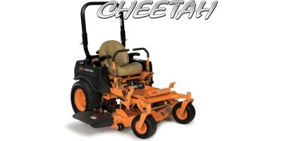 Scag Cheetah - Model 48  - Zero Turn Riders Mowers