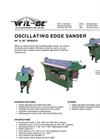 Oscillating Edge Sander- Brochure